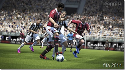 fifa 2014 gameplay
