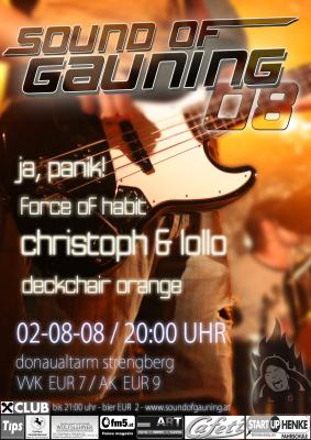 Sound of Gauning '08