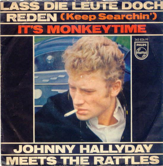 Johnny-Hallyday-meets-The-Rattles
