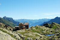 Bremerhütte im Gschnitztal
