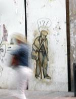 Graffito anziano
