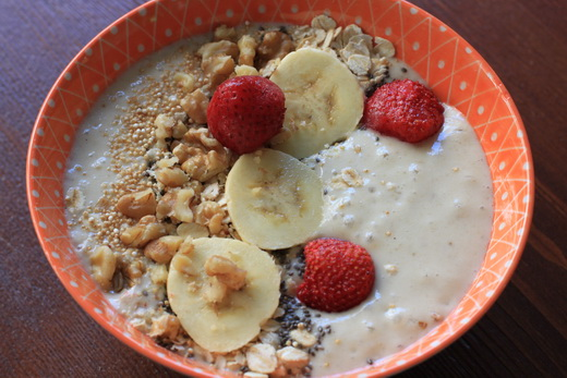 Banana-Smoothie-Bowl