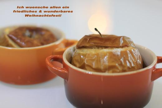 Bratapfel-mit-Quarkfuellung