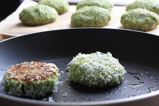Brokkoli-Pflanzerl-II
