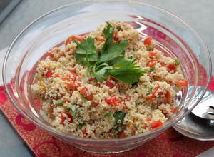 Couscous-Salat-nach-Jamie-Oliver