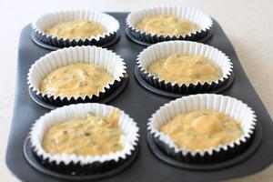 Falafel-Cupcakes