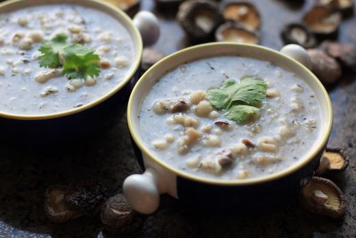 GraupenPilz-Suppe