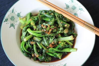 gesund geniessen chinesischer brokkoli. Black Bedroom Furniture Sets. Home Design Ideas