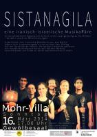 SISTANAGILA - eine iranisch-israelische Musikaffaere