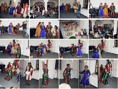 Bilder-Galerie: Indischer Abend 2006