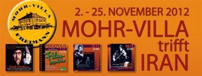 Mohr-Villa trifft Iran - Nov 2012