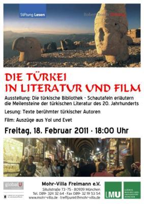 Tuerkische Bibliothek 18.2.2011