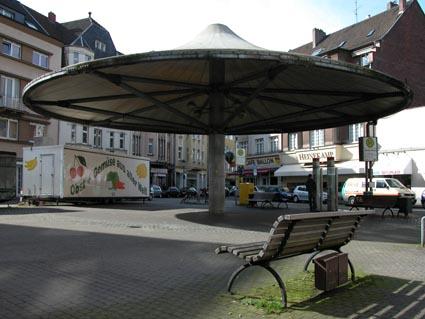 Benrather-Marktplatz