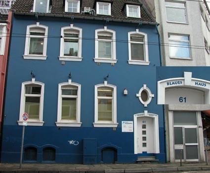 Blaues-Haus