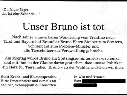 Bruno-tot