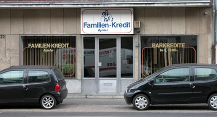 Familien-Kredit