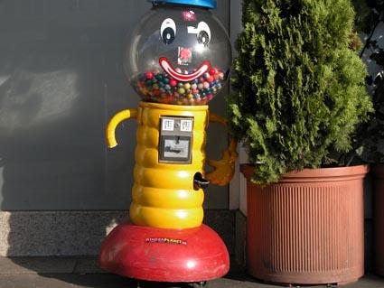 Kaugummiautomat1