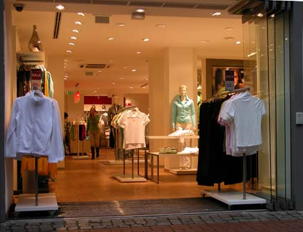 Klamottenladen  Klamottenladen