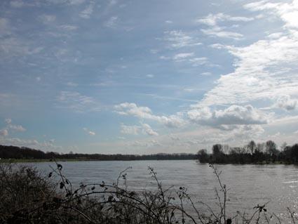 Maessiges-Hochwasser