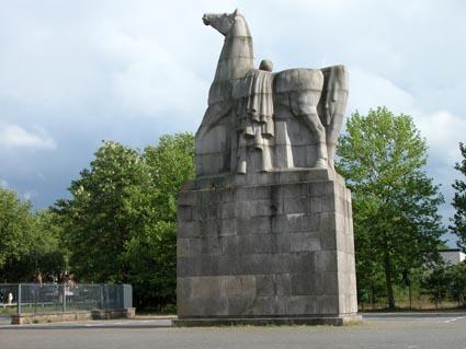 Pferd-Nordpark