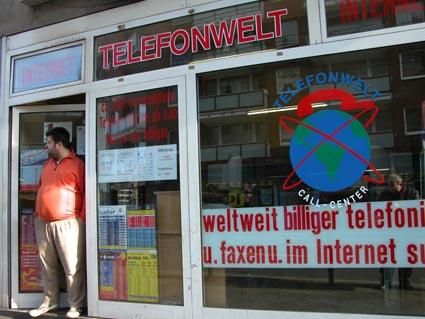 Telefonwelt