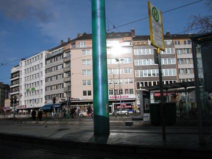 Worringer-Platz
