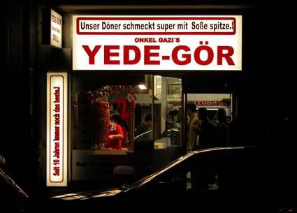 Yede-Goer