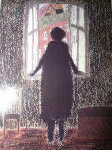 Einsame_Frau_am_Fenster