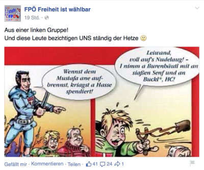 FB-Posting