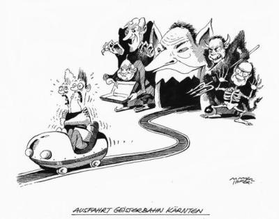 Kaernten_Karikatur