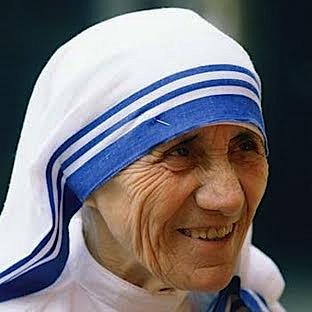 Mutter-Teresa-aus-Kalkuta