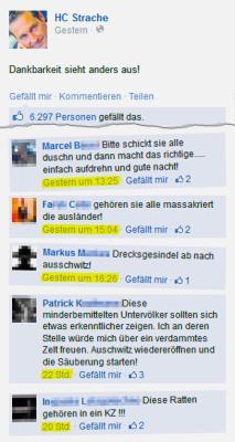 Strache-facebook