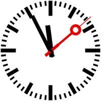 Uhr-tickt