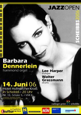 Plakat Jazz-Open