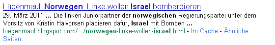 initiative-vernunft-Merk-Wuerdiges-2011-07-28-Norwegen-Israel