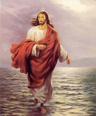 Jesus Wasser