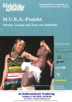 M.U.K.A.-Project aus Johannesburg