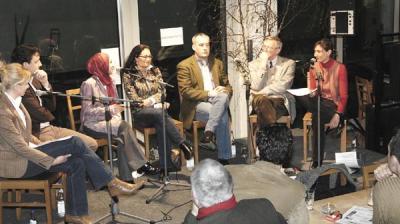 muenchenPolis diskutiert in den Muenchner Kammerspielen