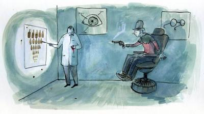 Cowboy-Optometrist