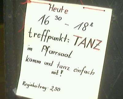 Tanzim-Pfarrhaus