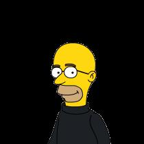 Ich als Simpsons Charakter :)