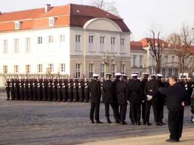 Kadettenexerzierplatz