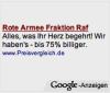 RAF & Google AdSense