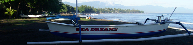 Indonesia, Bali, Northbali,Lovina Beach,