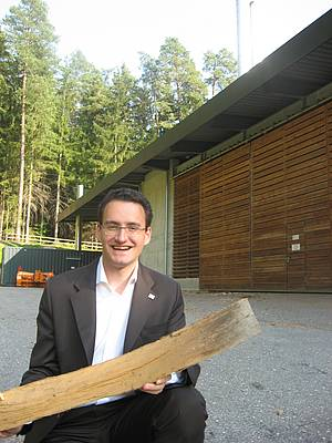 Biomassekraftwerk Velden