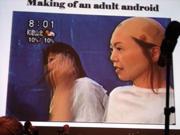 Making of an Android