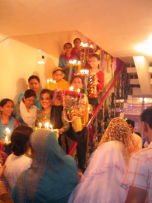 Brautbegleitung