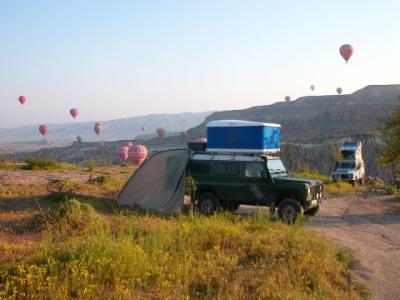 LuftballonsKappadokien