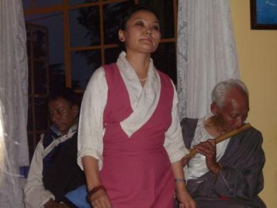 tibetischerMusikabend