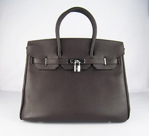 Cумка Hermes Birkin 35 Brown.